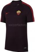 Camiseta de Fútbol NIKE A.S. Roma 2018-19 Entrenamiento 919960-659