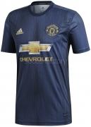Camiseta de Fútbol ADIDAS 3ª Equipación Manchester United 2018-19 DP6022
