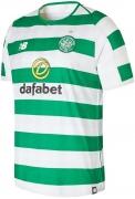 Camiseta de Fútbol NEW BALANCE 1ª Equipación Celtic FC 2018-19 MT830058WCG