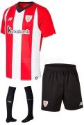 Camiseta de Fútbol NEW BALANCE Kit 1ª Equipación Athelic Bilbao 2018-19 Junior JY830174RCR