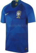Camiseta de Fútbol NIKE 2ª Equipación Brasil CBF 2018 893855-453