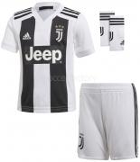 Camiseta de Fútbol ADIDAS Mini Kit 1ª Equipación Juventus FC 2018-19 CF3495