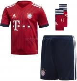 Camiseta de Fútbol ADIDAS Mini Kit 1ª Equipación Bayern Munich 2018-19 CF5423