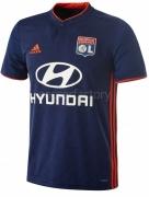 Camiseta de Fútbol ADIDAS 2ª Equipación Olympique de Lyon 2018-19 CK3172