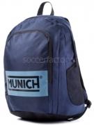Mochila de Fútbol MUNICH Rucksack Blue 6500140