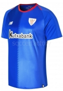 Camiseta de Fútbol NEW BALANCE 2ª Equipación Athletic Club Bilbao 2018-19 MT830162-DZB