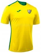 JD Bormujos de Fútbol JOMA Camiseta 2ª  Equipación JDB01-100417.915