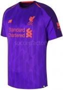 Camiseta de Fútbol NEW BALANCE 2ª equipación Liverpool F.C. MT830019-DV