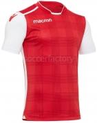 Camiseta de Fútbol MACRON Wezen 5061-0201