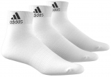Calcetín de Fútbol ADIDAS Per Ankle T 3 Pares AA2320