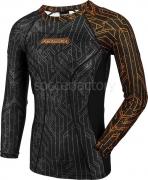 Camisa de Portero de Fútbol REUSCH CS 3/4 Camiseta Acolchada Pro 3713500-783