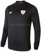 Suéter de Fútbol NEW BALANCE Athlétic Club Bilbao 2018-2019 MT831122 BK