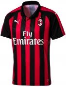 Camiseta de Fútbol PUMA AC Milan 2018-2019 754419-06