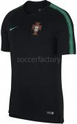 Camiseta de Fútbol NIKE Portugal 2018 Entrenamiento 893285-010