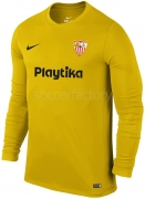 Camiseta de Fútbol NIKE Portero Sevilla FC Niño 2018-2019 725970-739SV