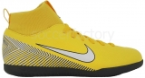 Zapatilla de Fútbol NIKE Mercurial Superfly VI Club Neymar Junior IC AO2891-710