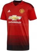 Camiseta de Fútbol ADIDAS 1ª Equipación Manchester United FC 2018-19 CG0040