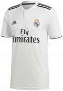 Camiseta de Fútbol ADIDAS 1ª Equipación Real Madrid 2018-2019 DH3372