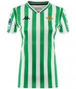Camiseta de Fútbol KAPPA 1ª Equipación Real Betis 2018-2019 Woman 304JHE0-900