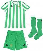Camiseta de Fútbol KAPPA Kit 1ª Equipación Real Betis 2018-2019 Niño 304JHG0-901