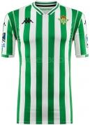 Camiseta de Fútbol KAPPA 1ª Equipación Real Betis 2018-2019 Junior 304JZL0-909JR