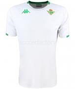 Camiseta de Fútbol KAPPA Entrenamiento Real Betis 2018-2019 Junior 304JVG0-915JR