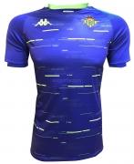 Camiseta de Fútbol KAPPA Entrenamiento Real Betis 2018-2019 Junior 304JVF0-903JR