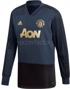 Sweatshirt de Fútbol ADIDAS Manchester United Training Top 2018-2019 CW7576