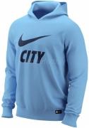 Suéter de Fútbol NIKE Manchester City 2018-2019 892549-488