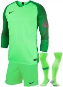 Conjunto de Portero de Fútbol NIKE Gardien P-898043-398
