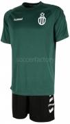 Centro histórico de Fútbol HUMMEL Set Camiseta + Pantalón Corto CHI01-E06-014-6140
