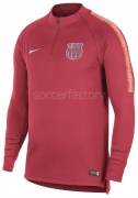 Suéter de Fútbol NIKE Dry FC Barcelona 2018-2019 Squad 894316-691