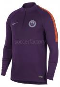 Suéter de Fútbol NIKE Dry M. City 2018-2019 Squad 894318-541
