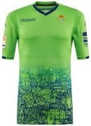 Camiseta de Fútbol KAPPA 3ª Equipación Real Betis 2018-2019 304LIU0-912