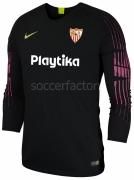 Camiseta de Fútbol NIKE Portero Sevilla F.C. 2018-2019 Niño 898046-010