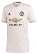 Camiseta de Fútbol ADIDAS 2ª Equipación Manchester United FC 2018-19 CG0038