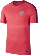 Camiseta de Fútbol NIKE F.C. Barcelona 2018-2019 Squad 921239-691