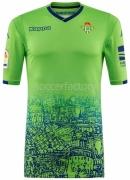 Camiseta de Fútbol KAPPA 3ª Equipación Real Betis 2018-2019 304LIU0-912JR