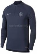 Sudadera de Fútbol NIKE Dry Inter Milan Squad 914004-475