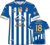 Espartinas C.F. de Fútbol MERCURY CAMISETA PRIMER EQUIPO PERSONALIZADA ESCF01-ALL TRANSFER