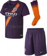 Camiseta de Fútbol NIKE 3ª equipación Manchester City 2018-2019 919311-538