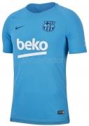 Camiseta de Fútbol NIKE F.C. Barcelona 2018-2019 Squad 894294-482