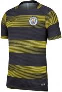 Camiseta de Fútbol NIKE Manchester City 2018-2019 Dry Squad 894325-731
