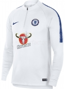 Sudadera de Fútbol NIKE Dry Chelsea FC Squad 914007-101