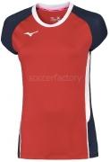 Camiseta de Fútbol MIZUNO Premium High-Kyu Mujer V2EA7202-62