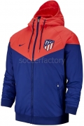 de Fútbol NIKE Atletico de Madrid 2018-19 chubasquero 919575-455