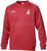 Espartinas C.F. de Fútbol MERCURY Sudadera Entreno Técnicos ESCF01-MESUAR-04