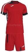Equipación de Fútbol JOMA Roma II 101274.601