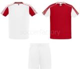 Equipación de Fútbol ROLY Juve CJ0525-6001