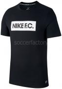 Camiseta de Fútbol NIKE FC Tee AJ7413-010